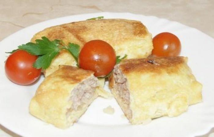 Осетинский пирог с мясом рецепт фото лишь